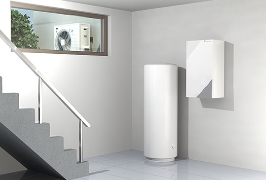Air source heat pump case study